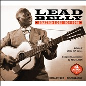 Lead Belly: Selected Recordings 1934-1948, Vol. 2 *