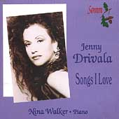 Songs I Love - Donizetti, Rossini, et al / Drivala, Walker