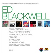 Ed Blackwell: The Complete Remastered Recordings on Black Saint & Soul Note [Box]