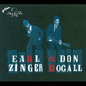 Earl Zinger/Don Rogall: In the Backroom