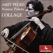 Collage: Works for Cello & Piano by Rachmaninov, S. Tsintsadze & David Popper / Amit Peled, cello; Noreen Cassidy-Polera, piano