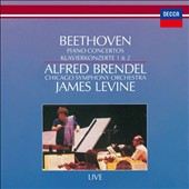 Beethoven: Piano Concertos 1 & 2 [SHM-CD]