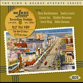Various Artists: King & Deluxe Acetate Series: Beef Ball Baby - New Orleans R&B Sessoions