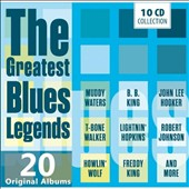 Various Artists: Essential Blues Collection