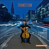 Transition - music for cello & wind quintet by Saint-Saens, Fauré, Glazunov, Schumann, Tchaikovsky / David Stromberg, cello; Hamburg PO Wind Quintet