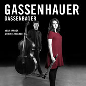 'Gassenhauer' - Bass, Piano & Clarinet arrangments of: Beethoven: Trio in B Flat Major; Bottesini (1821-1889): Gran Duo Concertante; Max Bruch: 8 Pieces for Clarinet; et al / Vera Karner, Clarinet; Dominik Wagner, Bass; Aurelia Visovan, Piano