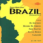 Various Artists: Dance Music from Brazil [Box]