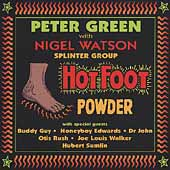 Peter Green: Hot Foot Powder