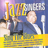 Various Artists: Jazz Singers Sing the Blues