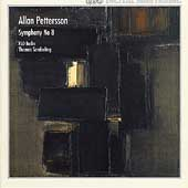 Pettersson: Symphony no 8 / Thomas Sanderling
