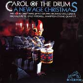 Various Artists: Carol of the Drum: A New Age Christmas