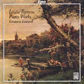 Farrenc: Piano Works / Konstanze Eickhorst