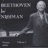 Beethoven by Nissman Vol 1 / Barbara Nissman