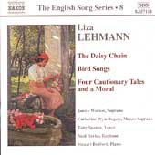 The English Song Series 8 - Liza Lehmann / Watson, et al