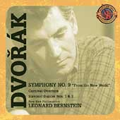 Expanded Edition - Dvor&#225;k: Symphony no 9, etc / Bernstein