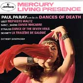 Paul Paray conducts Dances of Death / Detroit Symphony