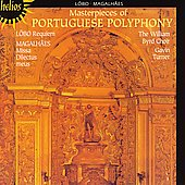 Masterpieces of Portuguese Polyphony - Lôbo, Magalhaes
