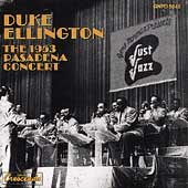 Duke Ellington: The 1953 Pasadena Concert