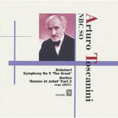 Arturo Toscanini conducts the NBC SO in works by Schubert, Mendelssohn and Berlioz
