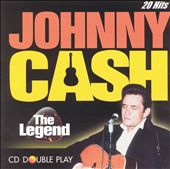 Johnny Cash: Johnny Cash: The Legend [Double Play]