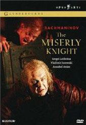 Rachmaninov: The Miserly Knight / Jurowski/London PO, Leiferkus, Arden [DVD]