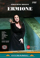 Rossini: Ermione / Brych/Prague CO, Ganassi, Pizzolato [2 DVD]