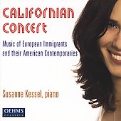California Concert / Susanne Kessel