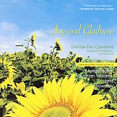 Joy and Gladness / Patterson, Gloriae Dei Cantores