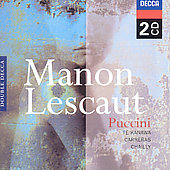 Puccini: Manon Lescaut (Complete)
