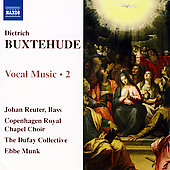 Buxtehude: Vocal Music, Vol 2 / Reuter, Munk, et al
