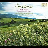 Smetana: Complete Orchestral Works / Kuchar, et al