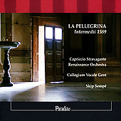 La Pellegrina - Malvezzi, Marenzio, etc: Intermedii