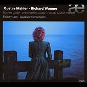 Mahler, Wagner / Felicity Lott, Quatour Schumann