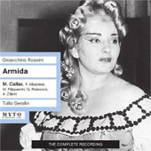 Rossini: Armida / Serafin, Callas, Albanese, Filippeschi, et al