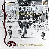 Various Artists: The Downhome Blues Sessions, Vol. 5: Back in the Alley 1949-1954