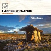 Katrien Delavier: Air Mail Music: Irish Harps *