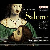 Opera in English - R. Strauss: Salome / Mackerras, Bullock, et al