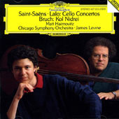 Saint-Sa&euml;ns, Lalo: Cello Concertos; Bruch: Kol Nidrei