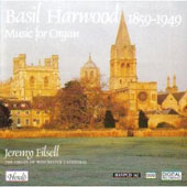 Harwood: Music For Organ
