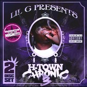 Lil C: H-Town Chronic, Vol. 3 [PA]