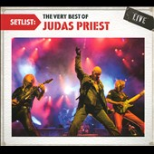 Judas Priest: Setlist: The Very Best of Judas Priest Live [Digipak]