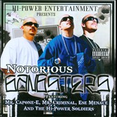 Various Artists: Hi-Power Entertainment Presents Notorious Gangsters [PA]