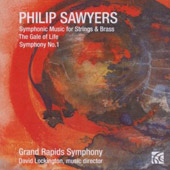 Philip Sawyers: Symphonic Music for Strings & Brass