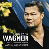 Ren&eacute; Pape songs Wagner / Daniel Barenboim - Berlin State Orch.