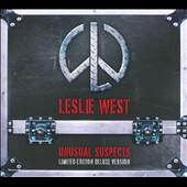 Leslie West: Unusual Suspects [Digipak]