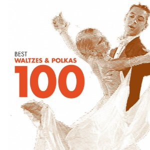 100 Best Waltzes & Polkas