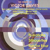 The Music of Victor Davies - Pulsations, Silhouettes, etc