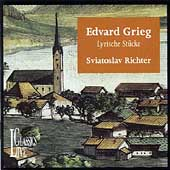 Grieg: Lyrische St&#252;cke / Sviatolsav Richter