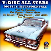 Various Artists: The V-Disc All Stars, Vol. 2: Mostly Instrumentals
