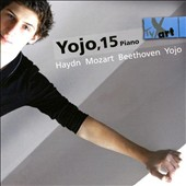 Yojo, 15 - music of Haydn, Mozart & Beethoven / Yojo Christen, piano